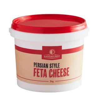 Cheese Feta Persian 2Kg