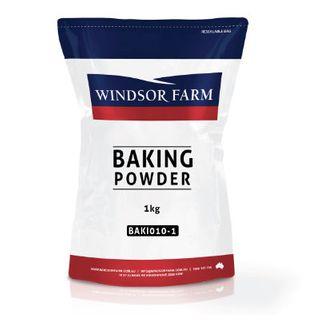 Baking Powder 1Kg Windsor Farm