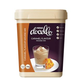 Mousse Mix Caramel 1.9Kg Nestle