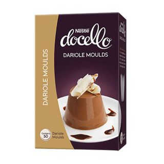 Dariole Moulds 50S Inner Nestle