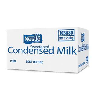 Nestle Swtd Condensed Milk Bib 2X10Kg
