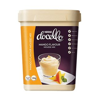 Mousse Mix Mango 1.9Kg Nestle
