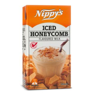 TETRA NIPPYS ICED HONEYCOMB MILK 500ML X 12
