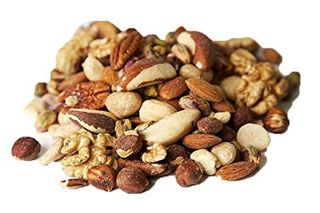 DELUXE RAW MIXED NUTS 1KG QFS