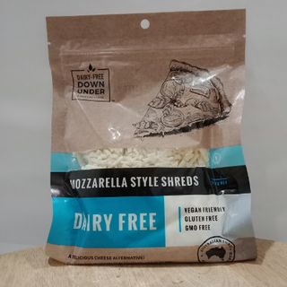 Cheese Mozzarella Shred Vegan 200Gm