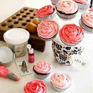 CUPCAKE AT HOME - MOTHERS DAY