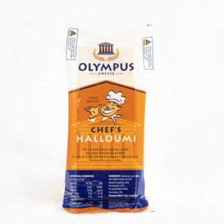 R/W HALOUMI CHEESE CHEFS AP1KG OLYMPUS