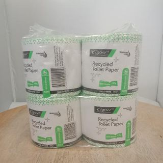 Toilet Roll Paper 1Ply 1000 Sheet X 4 Pkt