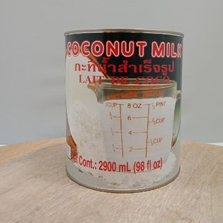 Coconut Milk 2.9Lt Tin