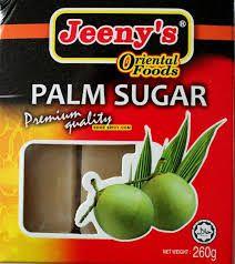 Palm Sugar Jeeny 260Gm