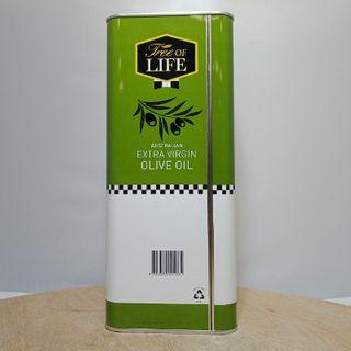 Oil Extra Virgin Olive 4Ltr Tree Of Life