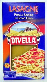 Instant Lasagne Sheets Divella 500Gm