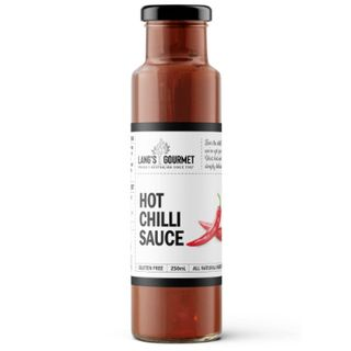 Hot Chilli Sauce X 250Ml Langs Gourmet