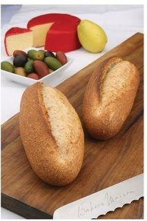 Rolls Sandwich Multigrain Par Baked 45 X 130G