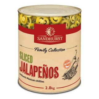 JALAPENO PEPPERS SLICED A10 OLIMAR