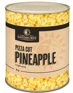 PINEAPPLE PIZZA CUT 3KG SANDHURST