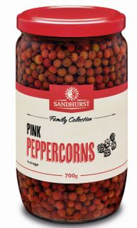 Peppercorns Pink 700Gm Sandhurst