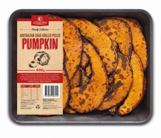 PUMPKIN GRILLED FRESH 2X600G SANDHURST