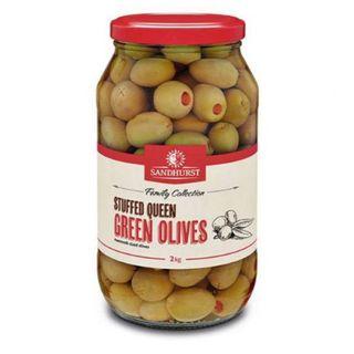 OLIVE GREEN STUFFED 1.9KG SANDHURST