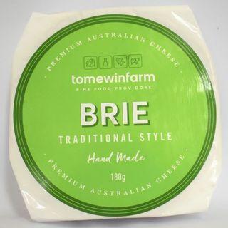 Paddock Creamery Brie 180Gm