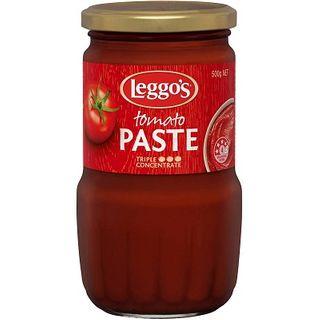 Tomato Paste 500G Leggos