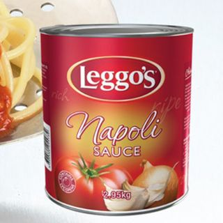 Leggos Napoli Sauce 2.95Kg