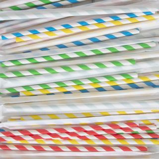 @ STRAWS ECO WRAPPED MIXED COLOURS 2000S