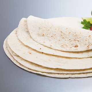 TORTILLA FLOUR 12INCH PKT12 CULINARY SELECT