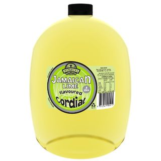 CORDIAL LIME JAMAICAN 4LT