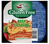 LASAGNE BEEF  G/F 220GX12 ALLIED CHEF