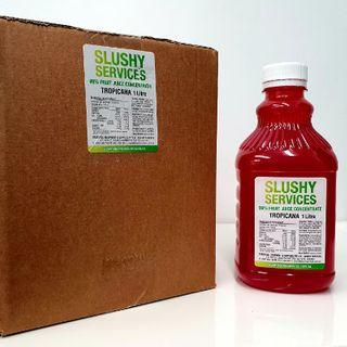 Slushy Tropicana Syrup (6X1Ltr)