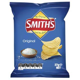 Smiths Crinkle Cut Original Chips 27Gx21