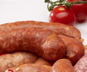 Chorizo Sausage 1Kg Fabbris 4