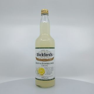 Cordial Lemon Elderflower 750Ml