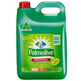 PALMOLIVE DISHWASH (SINK) LIQUID 5LT