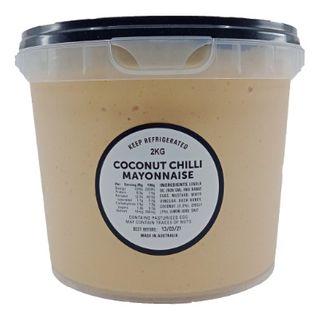 Mayonnaise Coconut Chilli 2Kg Rozas