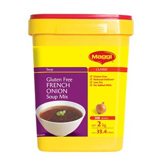 MAGGIE FRENCH ONION SOUP GLUTEN FREE 2KG