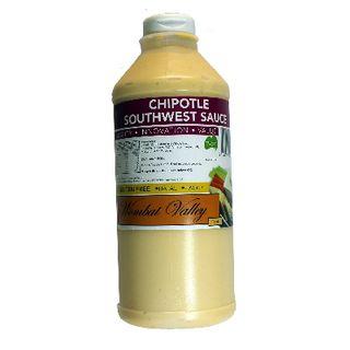 Southwest Chipotle Sauce 1Lt Wombat