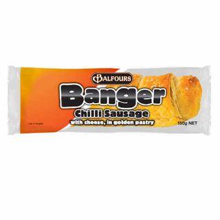 KRANSKY CHILLI BANGER 150GX18 BALFOURS
