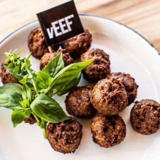 Veef Classic Meatballs  20Gx500(Vegan) Fenn Food