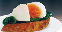 EGG POACHED H/STYLE 40GX48 SUNNY QUEEN