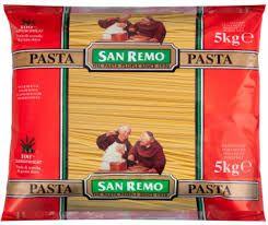 Pasta Linguini #1 2X5Kg San Remo