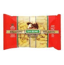 Pasta Rigatoni #22 500Gm San Remo