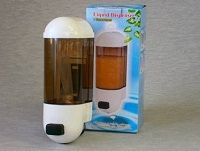 Soap Dispenser Plastic Refillable 600Ml
