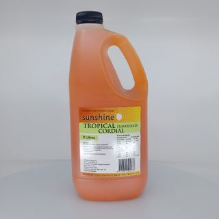 CORDIALTROPICAL 25% 2LT SUNSHINE