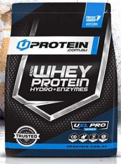 Whey Protein Powder 2Kg U Protein