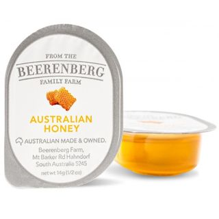 Beerenberg 14Gx288 Aust Honey Plastic