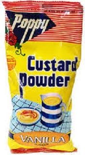 Custard Powder 3Kg Ea Poppy