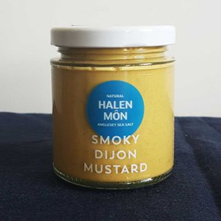 MUSTARD SMOKEY DIJON 200G HALEN MON