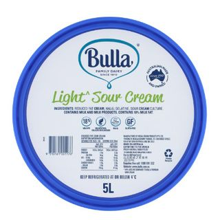 CREAM SOUR LIGHT 5LT
